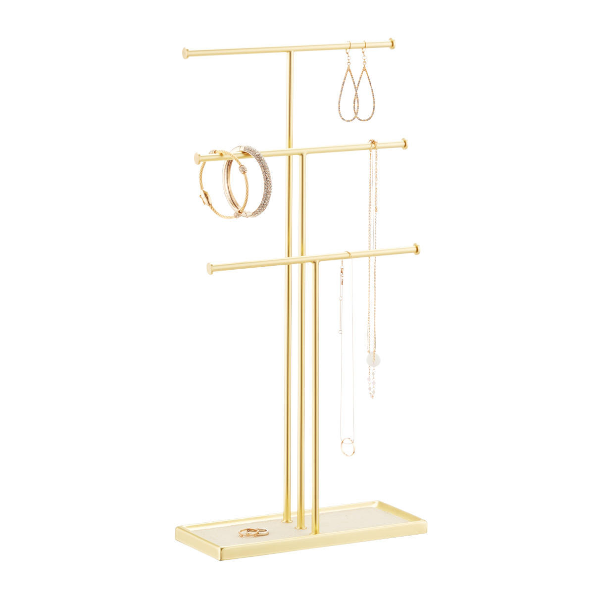 Umbra Gold Tribeca Necklace Stand