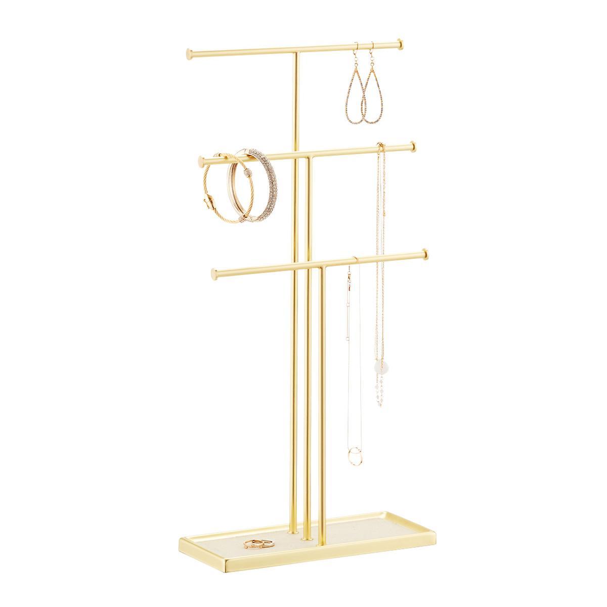 Umbra Gold Tribeca Necklace Stand