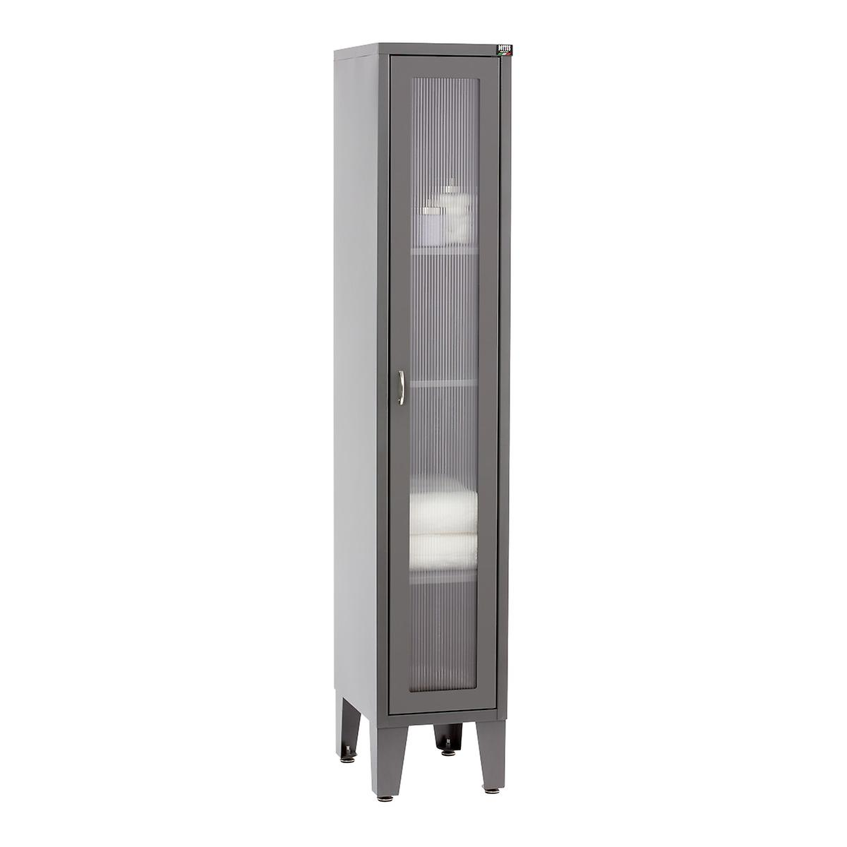 Anthracite Tall Mobiletto Cabinet