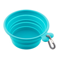 Messy Mutts Collapsible Pet Bowl