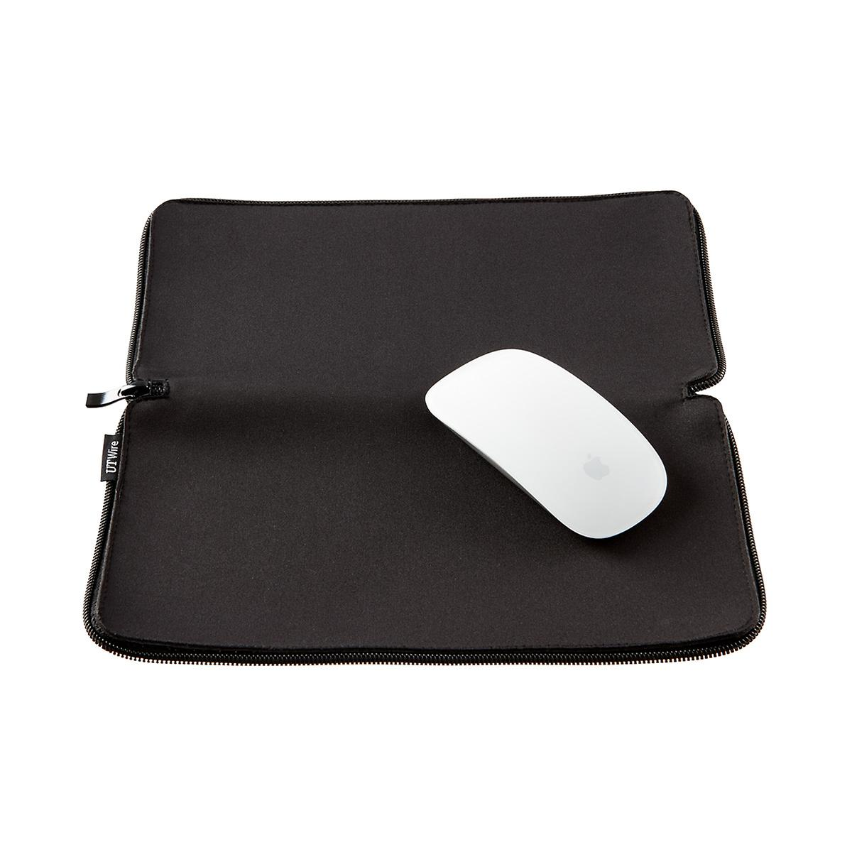 2-in-1 Laptop Accessories Pouch & Mousepad