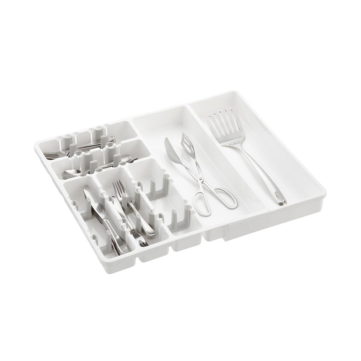 OXO Good Grips Large Expandable Utensil Organizer