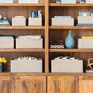 Up to 25% off Decorative Storage