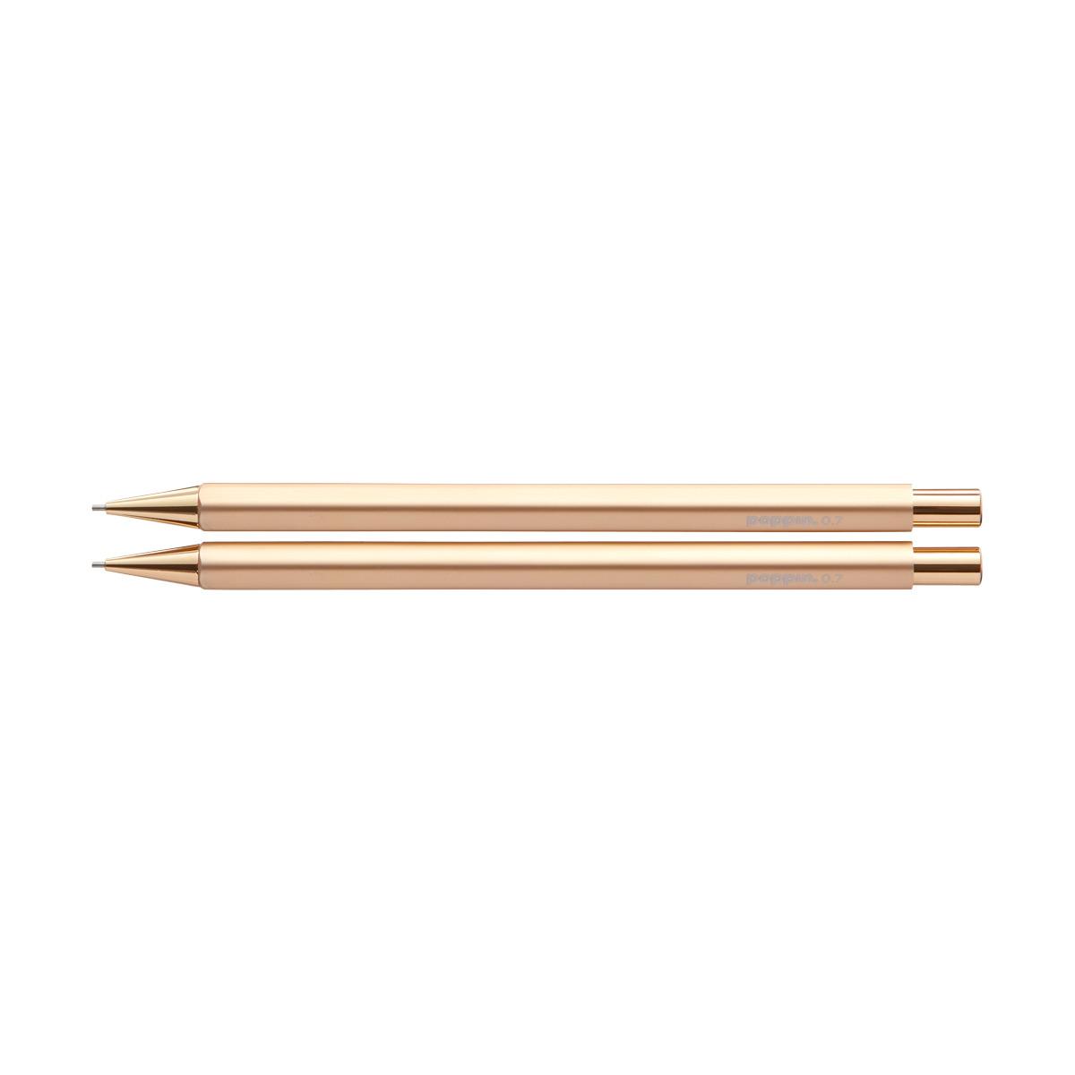 Gold Poppin Mechanical Pencils