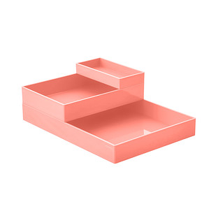 Blush Poppin Accessory Trays