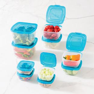 Mr Lid Food Storage Set