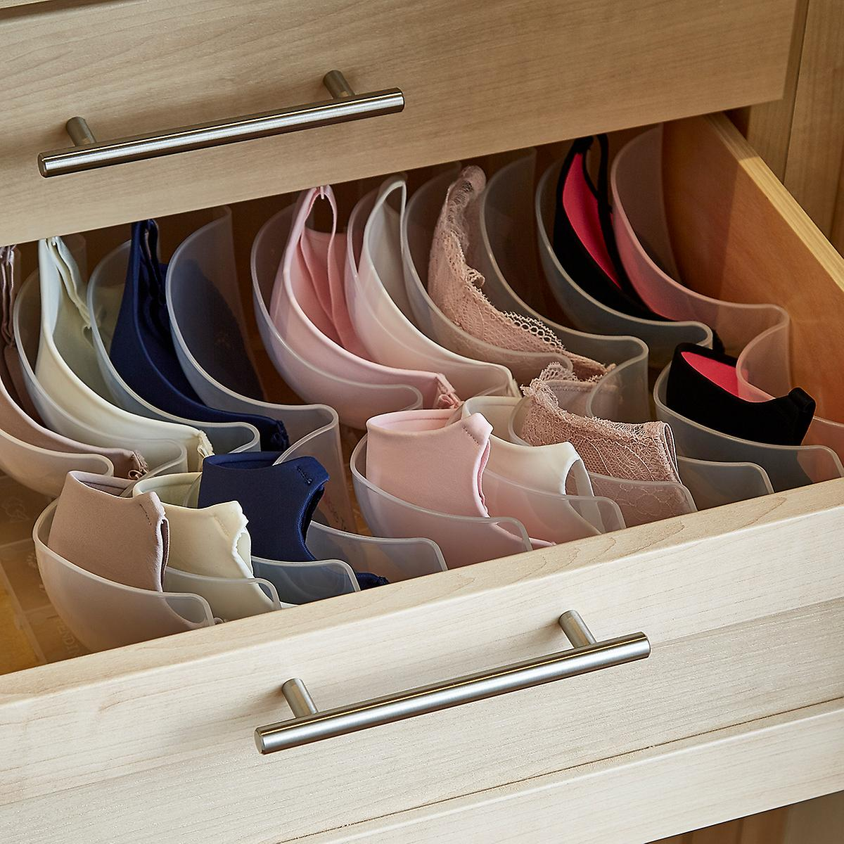 5-Section Boobie Trap Bra Organizer