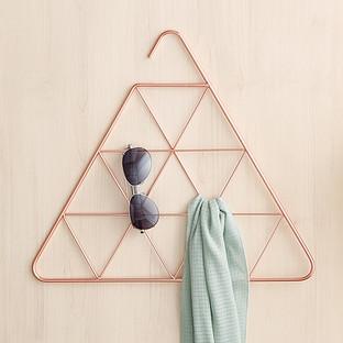 Umbra Triangle Pendant Scarf Organizer