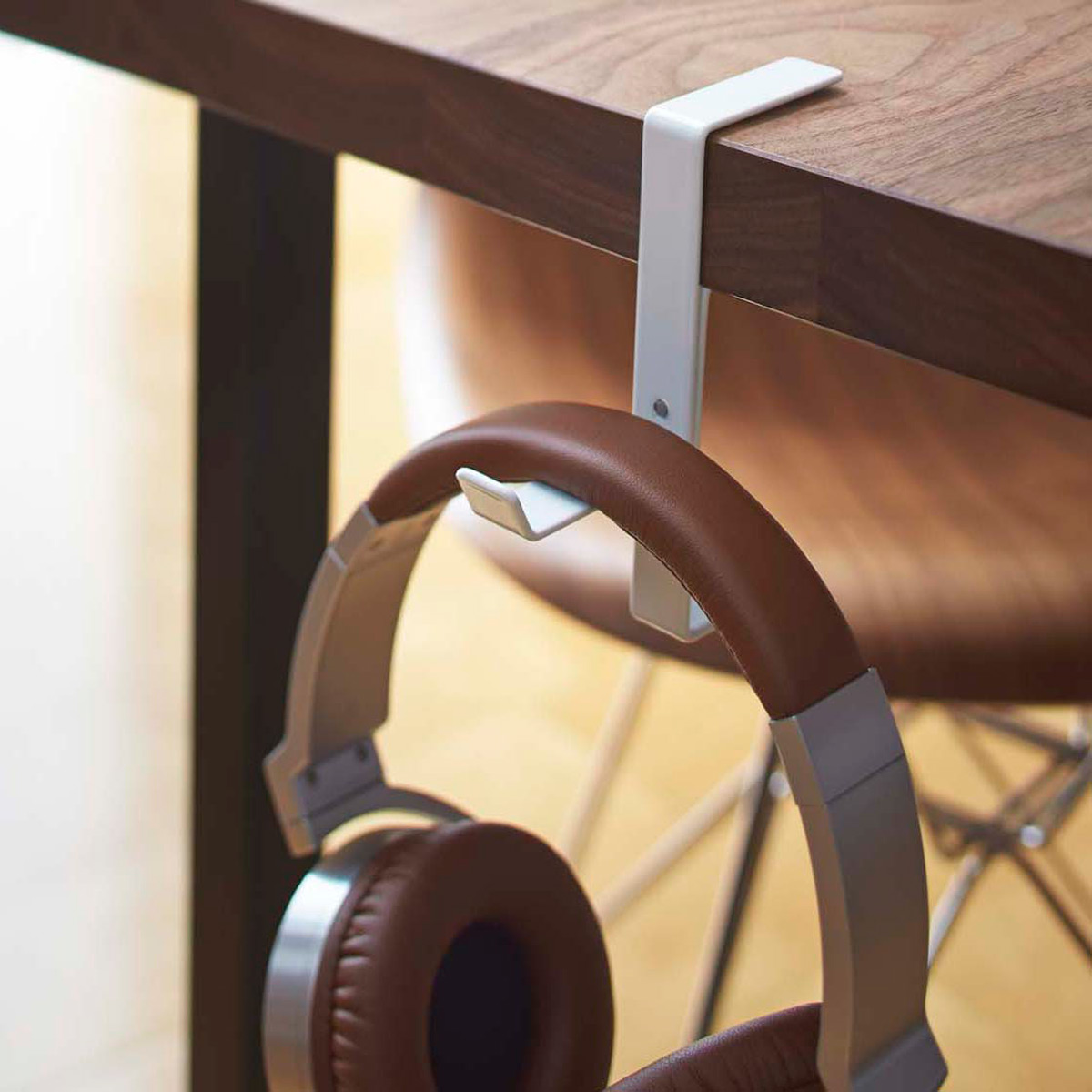 Amazing Yamazaki Beautes Desk Headphone Hanger ... Photo Gallery