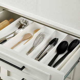 Expand-a-Drawer Utensil Trays