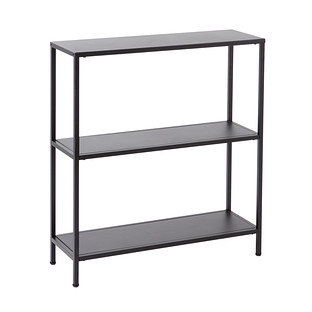 Black Essence 3-Tier Console Table