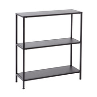 Black Essence 3-Tier Console Table Product Image
