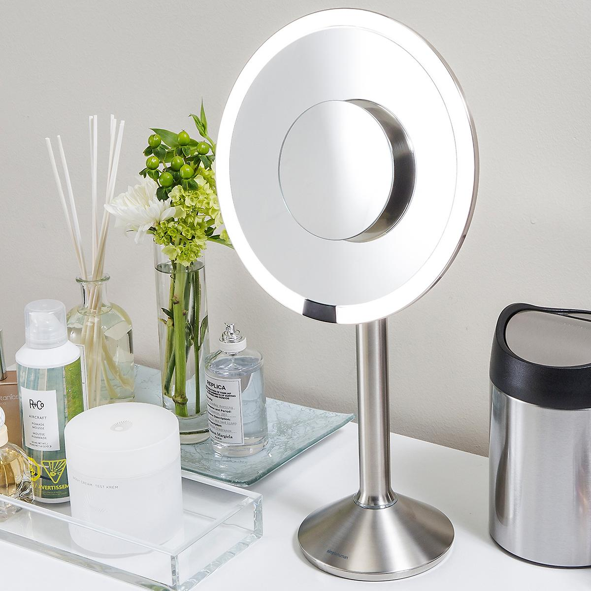 Makeup Mirrors, Magnifying Mirrors & LED Mirrors | The Container Store