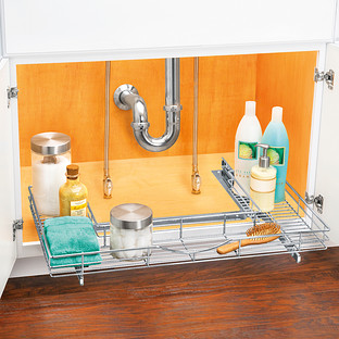 Pull Out Drawers For Kitchen Cabinets | The Container Store