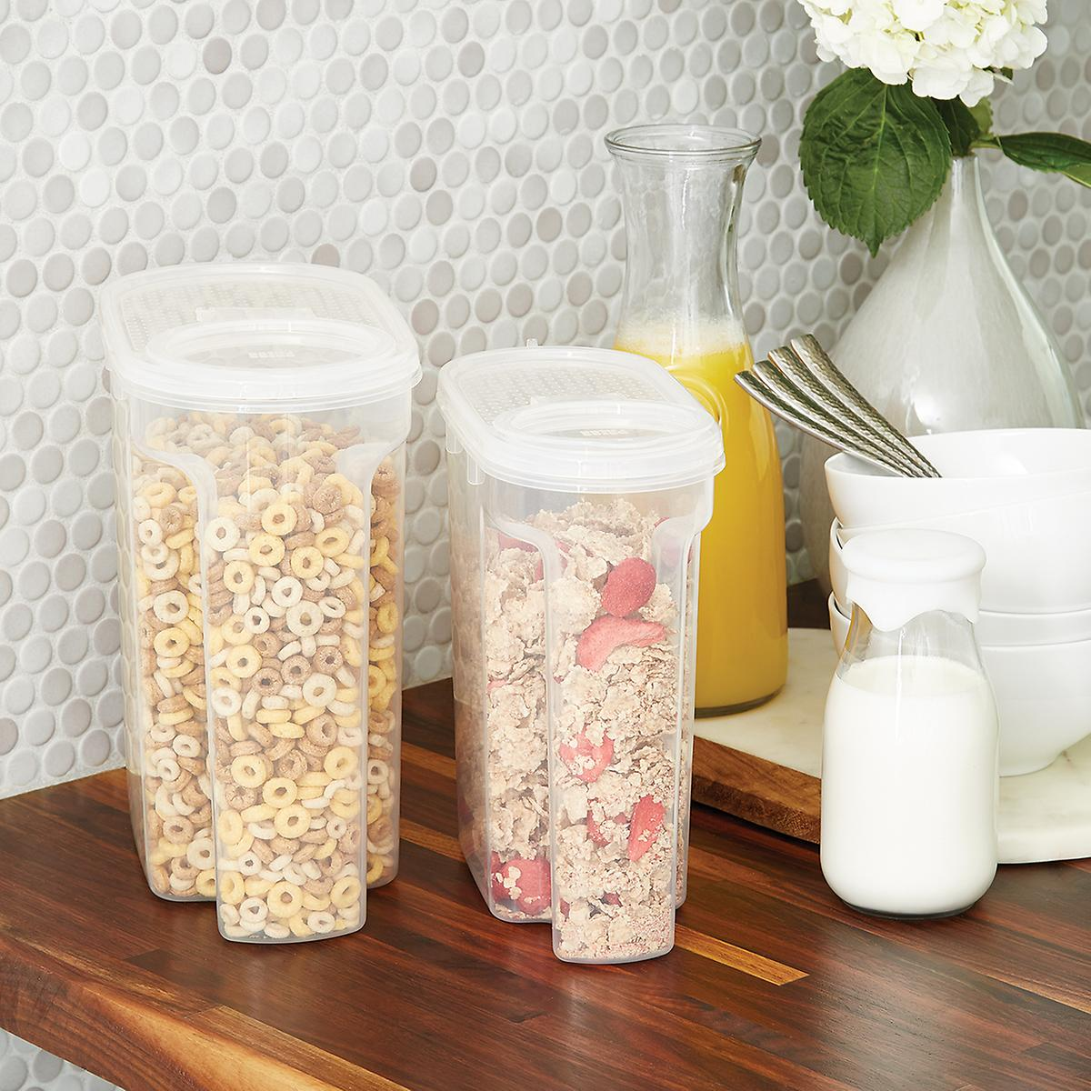 Tellfresh Store & Pour Dry Food Dispensers