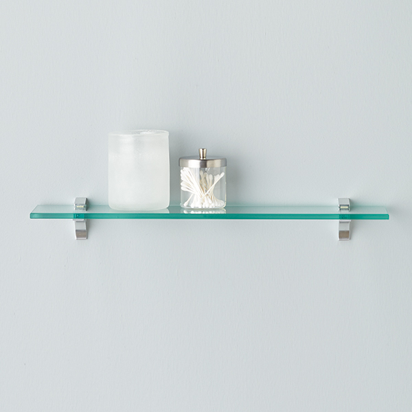 glass shelf clip kits the container store rh containerstore com where to buy shelf clips for glass shelves clips for glass shelving