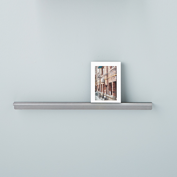 Stainless Steel Display Shelf