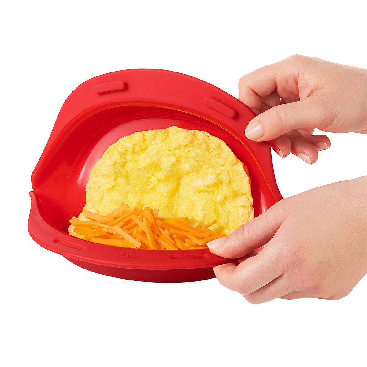 OXO Good Grips Microwave Omelette Maker
