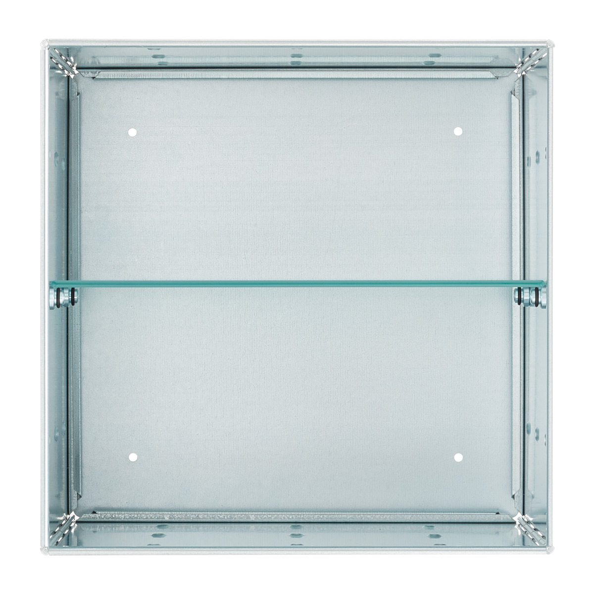 Frosted Glass QBO Shelf