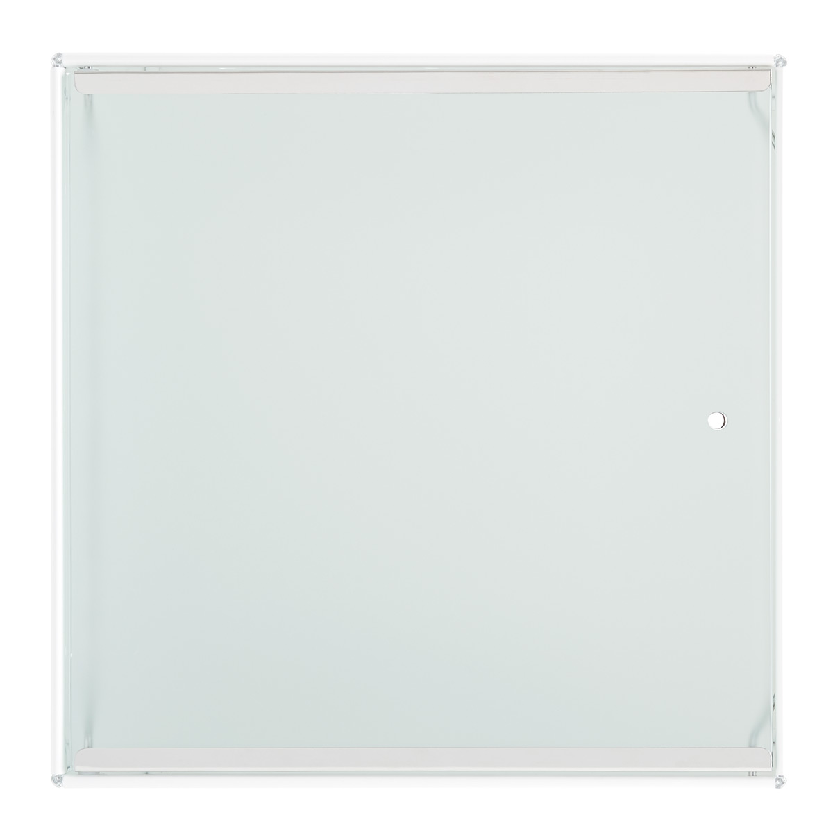 Frosted Glass QBO Door