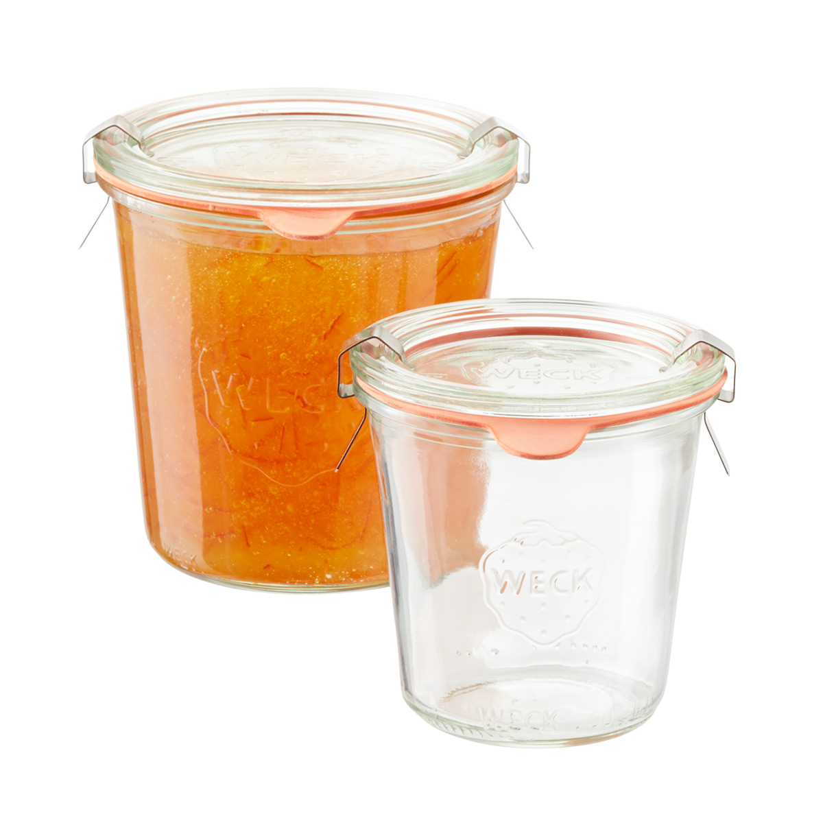 Weck Sturz Glass Canning Jars