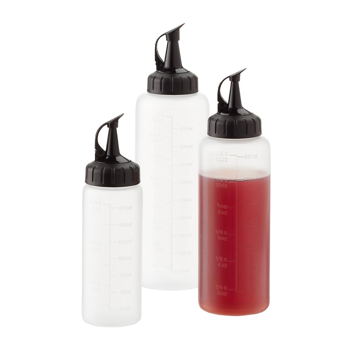 OXO Chef's Squeeze Bottles