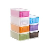 small tint stackable drawer