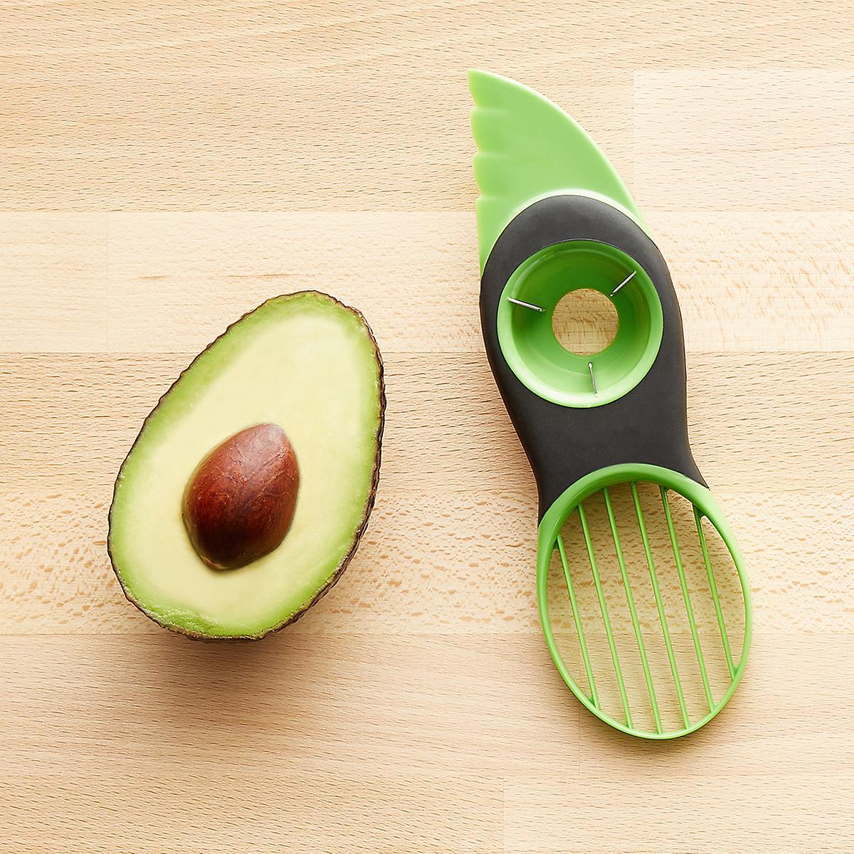 OXO Good Grips 3-In-1 Avocado Tool
