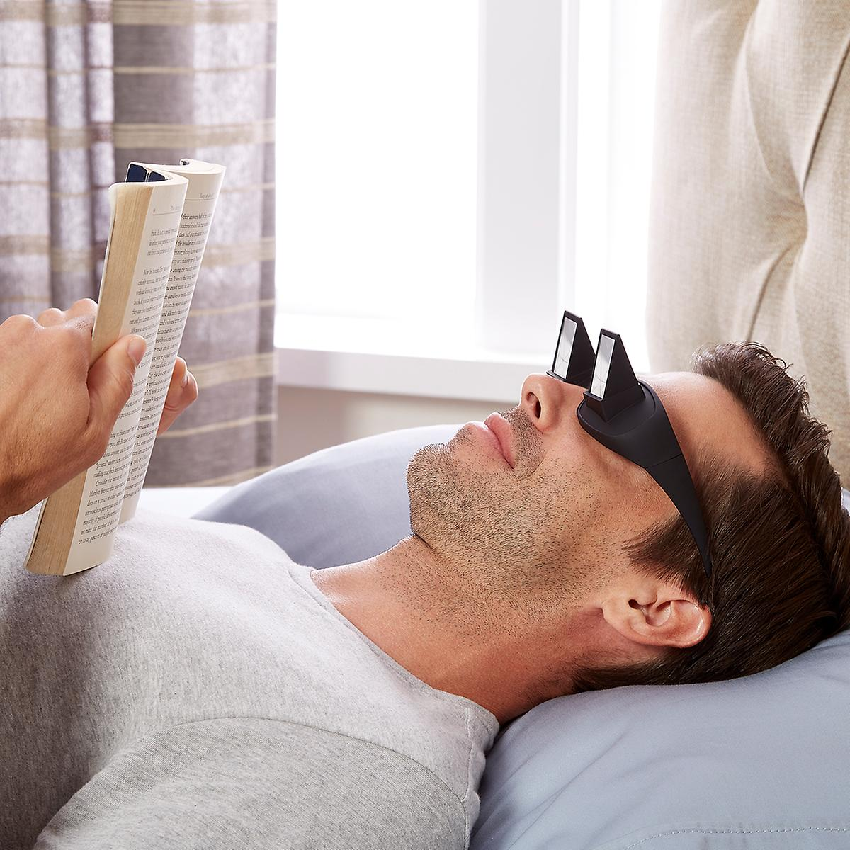 Lazy Bed Glasses