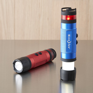 3-in-1 LED Mini Flashlights