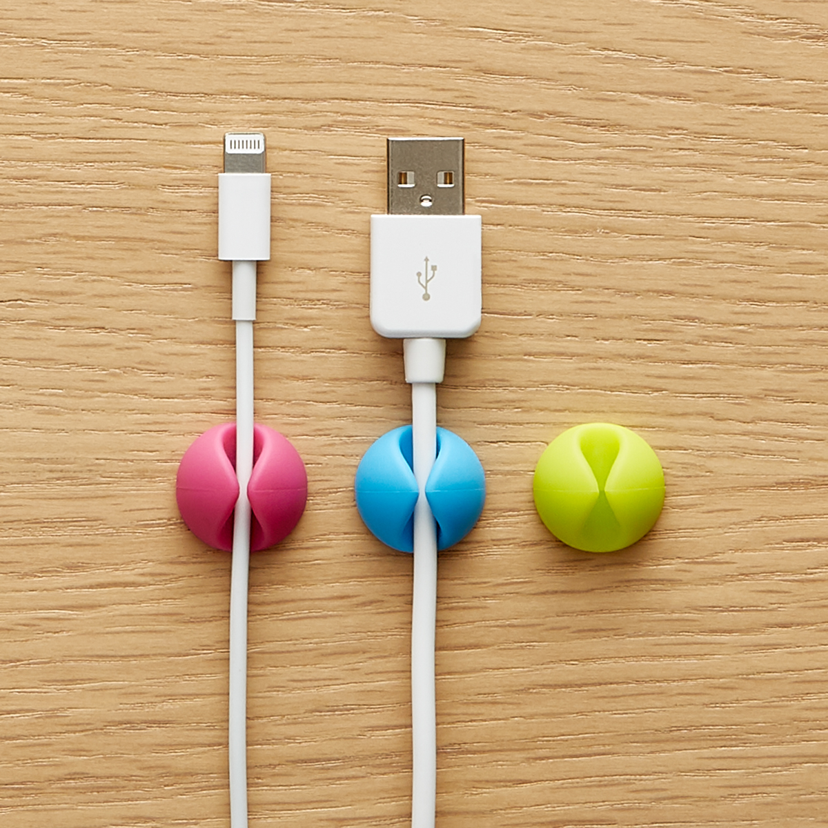BlueLounge Mini CableDrop Adhesive Cable Clips