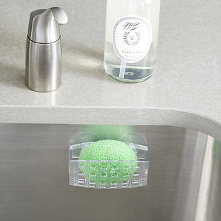 InterDesign Suction Sponge Holder