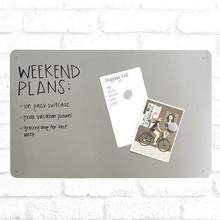Stainless Steel Magnetic Dry Erase Boards