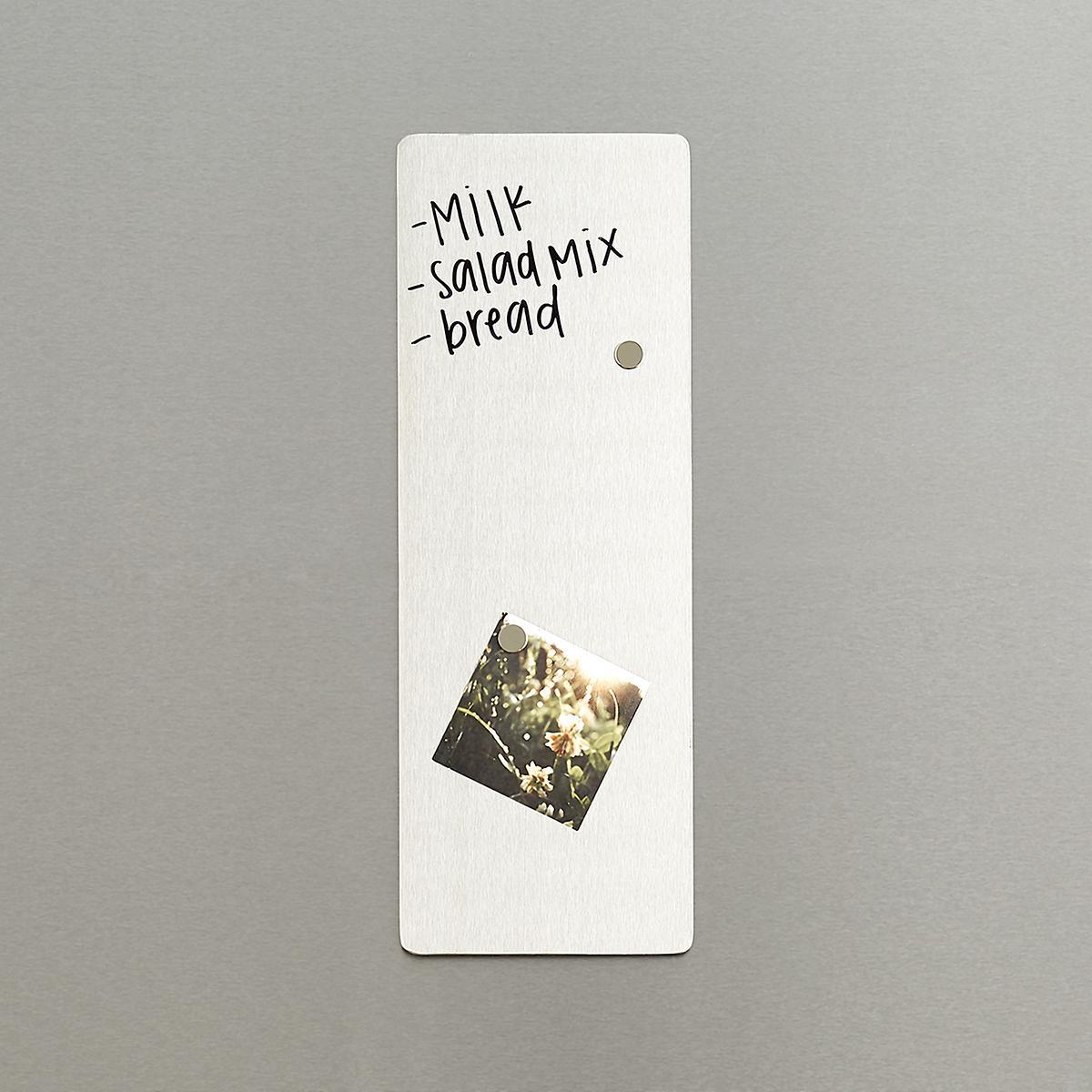 Slim Dry Erase Magnet Board