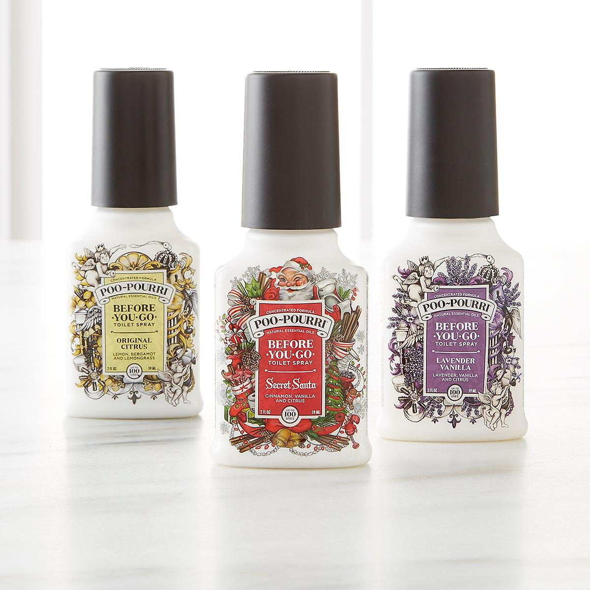 2 oz. Poo-Pourri Sprayers