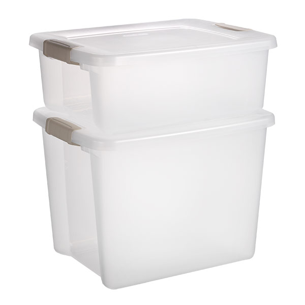 Garage Totes Cases of 6