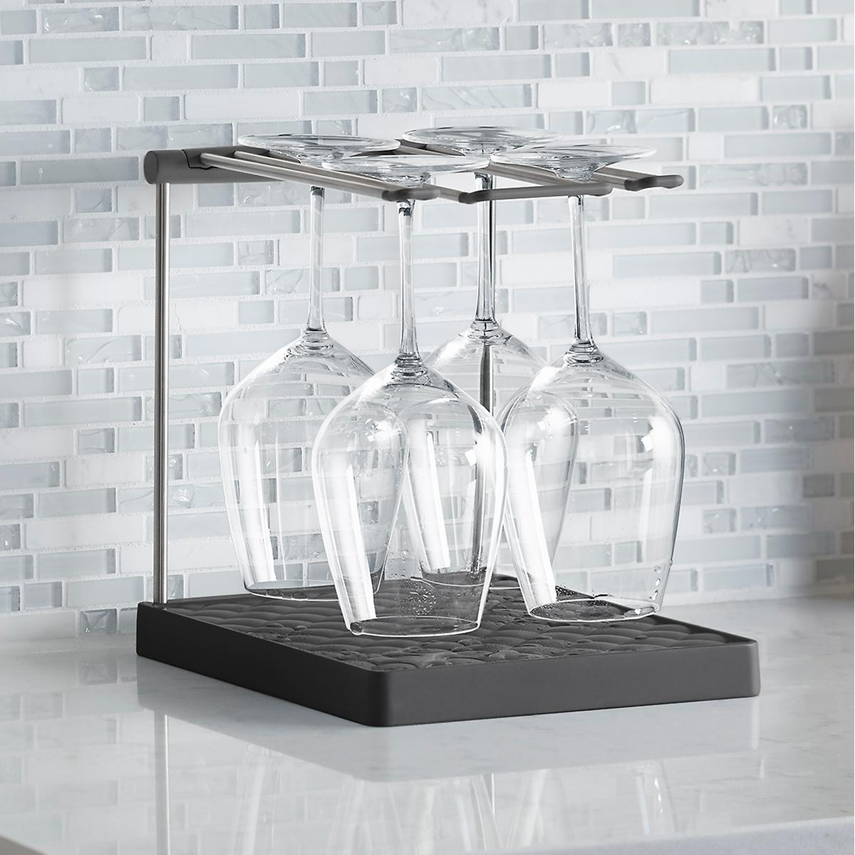 kohler wine glass drying rack - Kohler Sple Dienstprogramm Rack