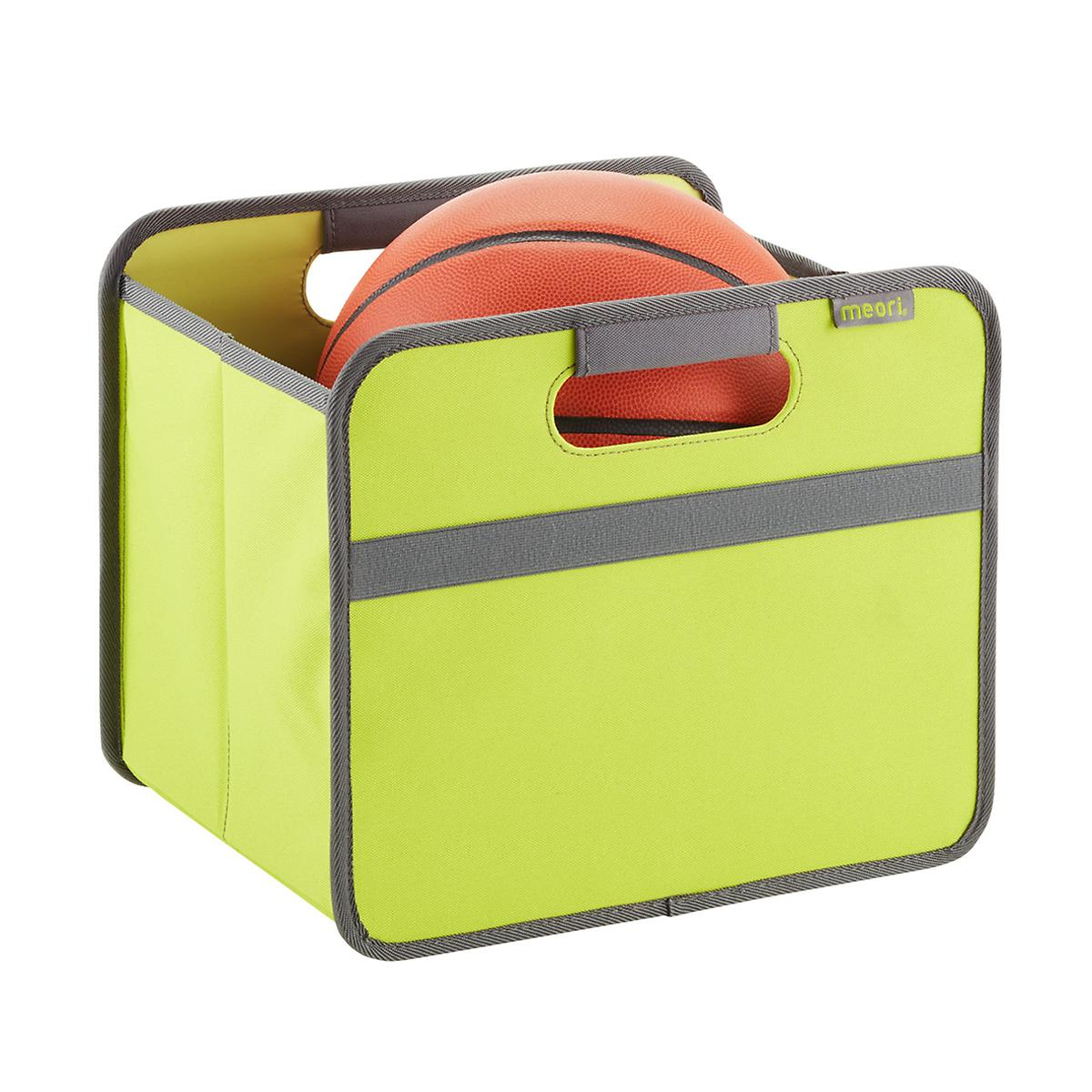 Meori Small Spring Green Foldable Box