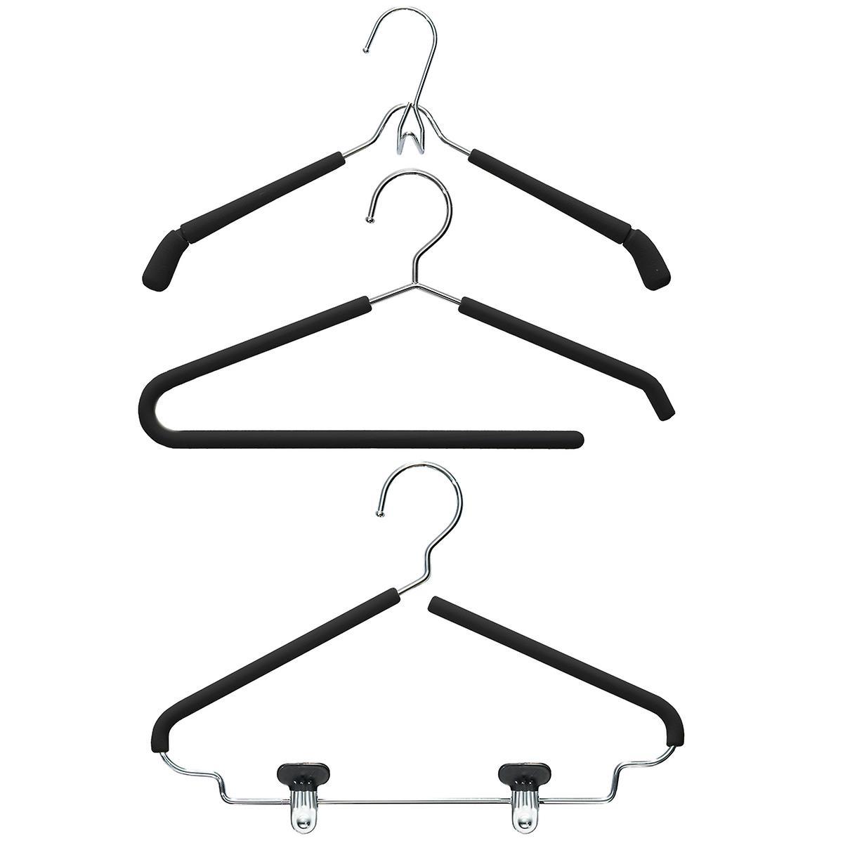 Black Grippy Hangers