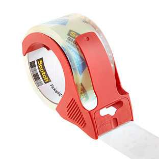3M Scotch Clear Heavy-Duty Shipping Tapes