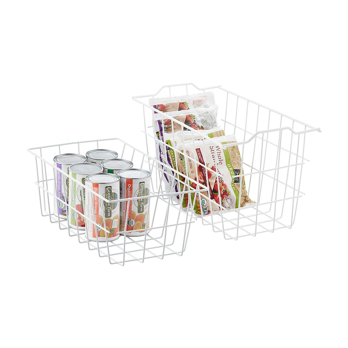 Freezer Storage Baskets