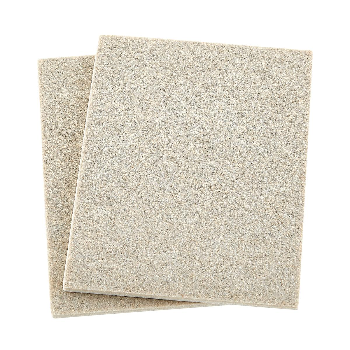 Rectangular Self-Adhesive Felt Pad