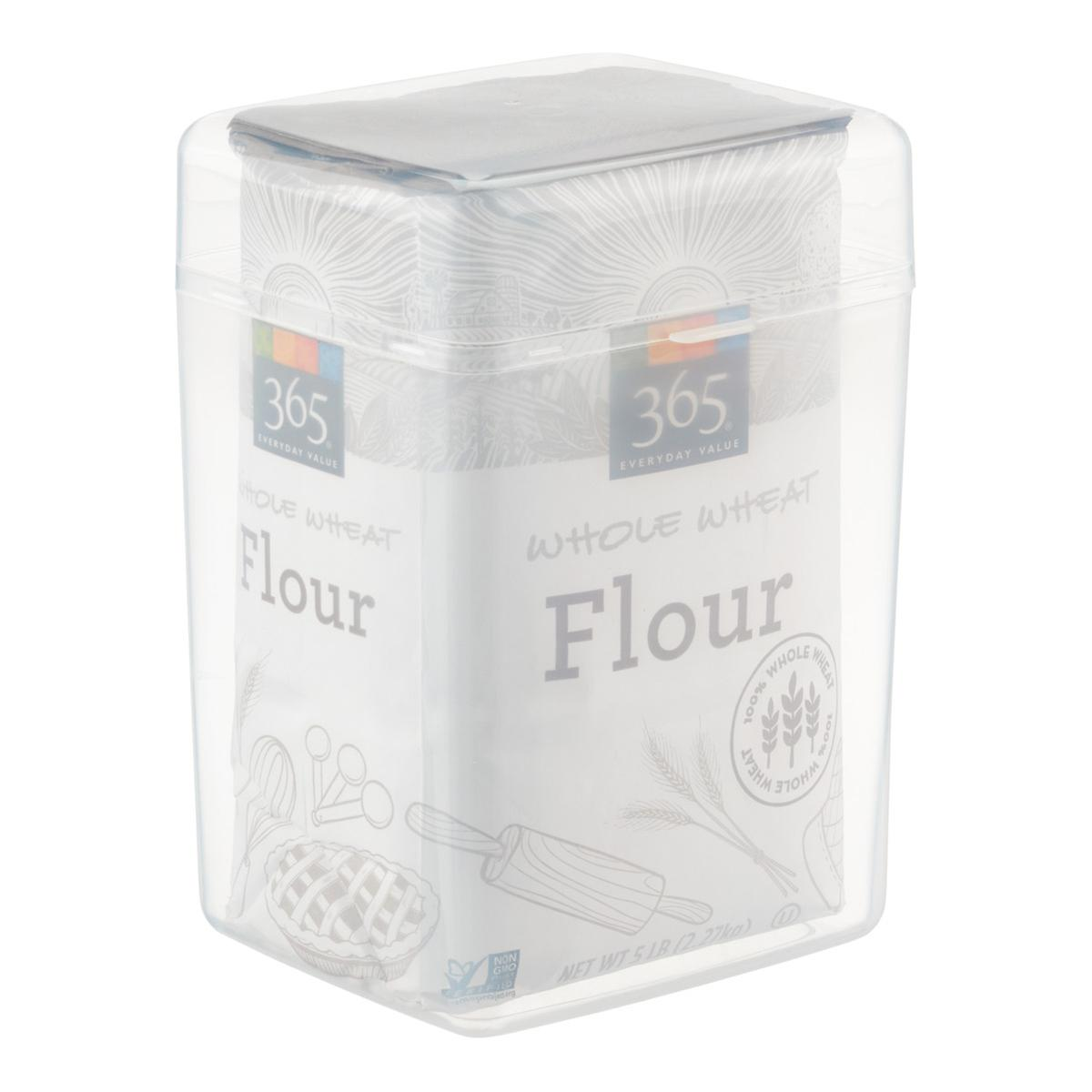 Flour Stay Fresh Container