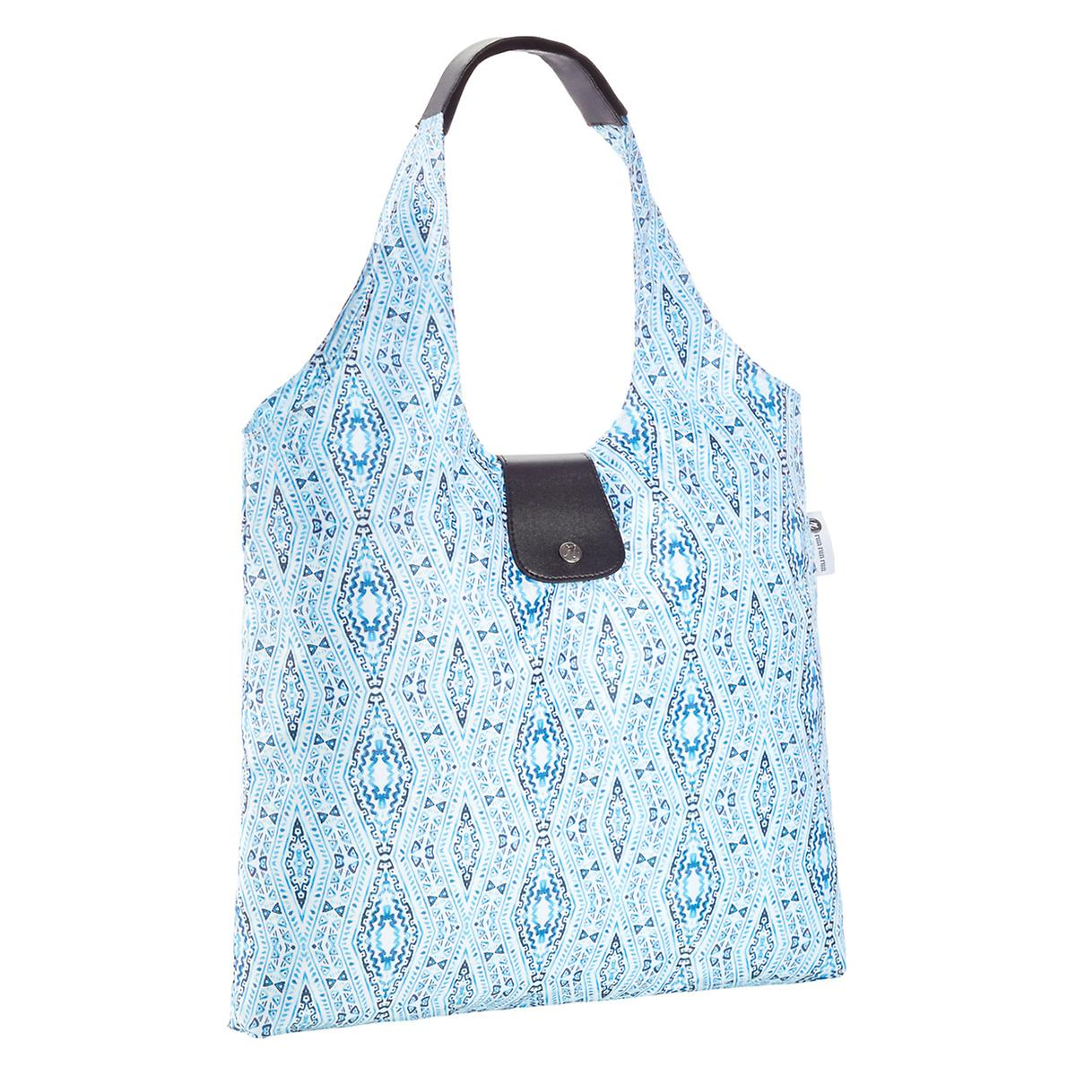 Tribal Ikat Italia Shopper