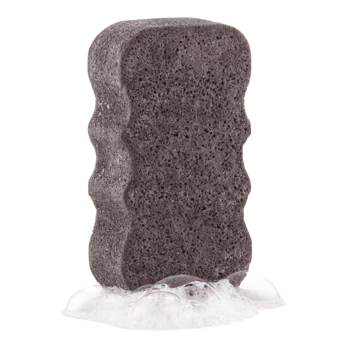 Spongeables Charcoal Body Wash in a Sponge