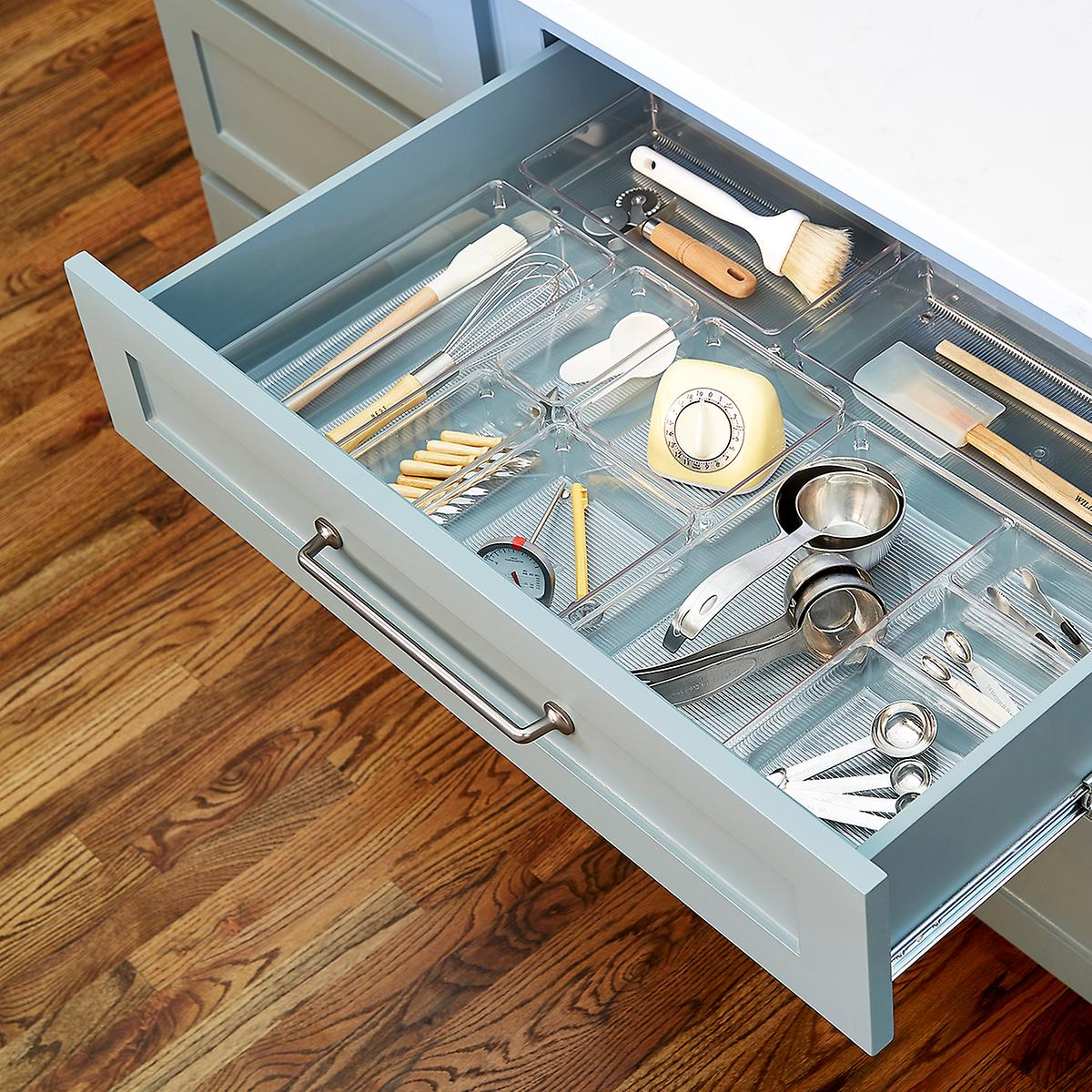 InterDesign Linus Large Drawer Organizer Starter Kit