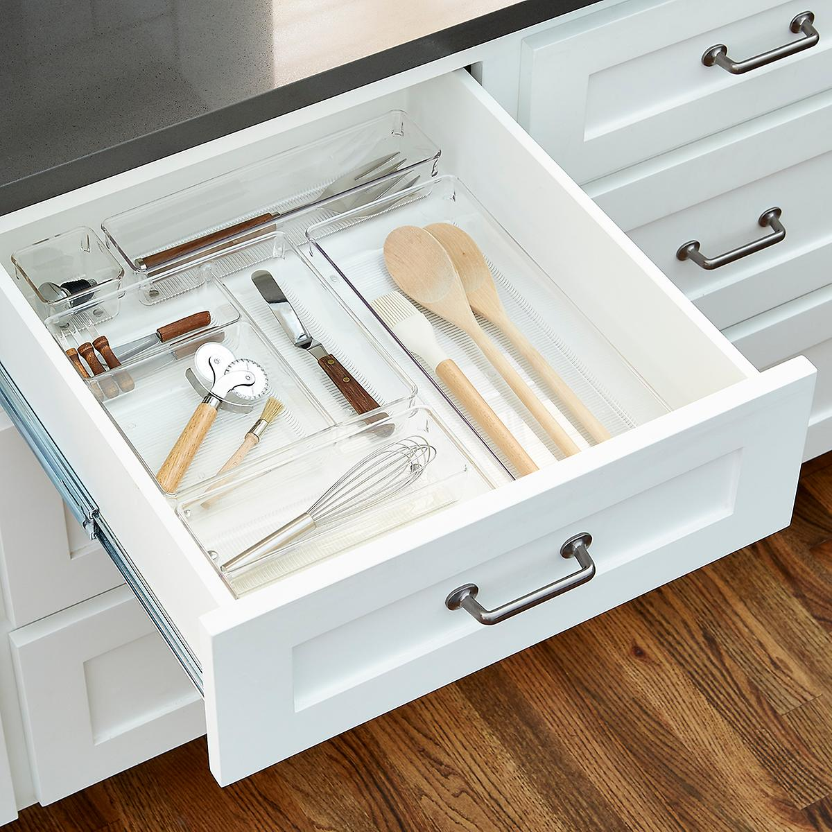 iDesign Linus Medium Drawer Organizer Starter Kit
