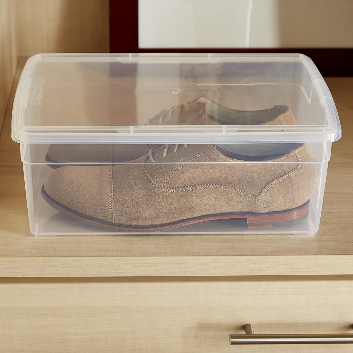 Our Men's Shoe Box