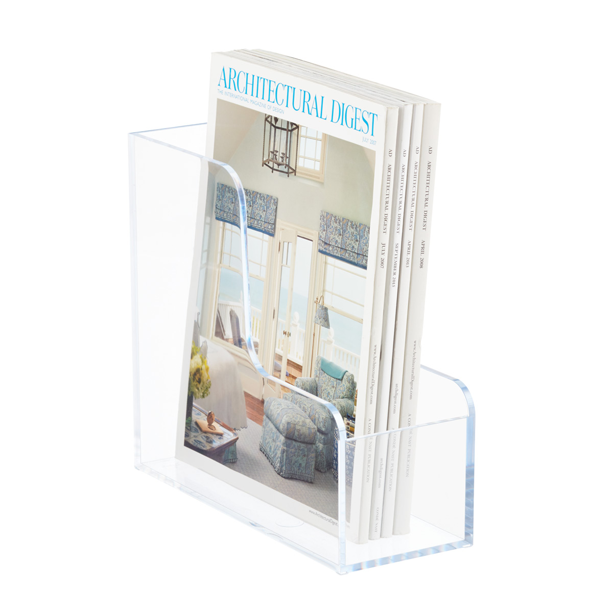 Palaset Clear Magazine Holder