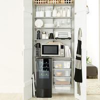 Platinum Elfa 3 Reach-In Pantry Product Image